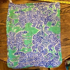 GUC Lilly Pulitzer scarf